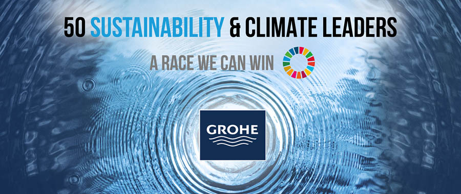 GROHE 50 Climate Leaders